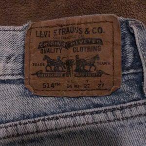 Levi's Jeans - Levi's Slim Straight Jeans
